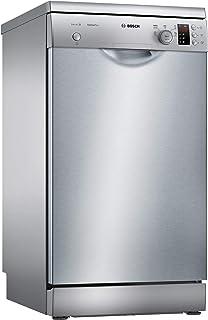 Bosch SPS25CI03E Geschirrspüler Freistehend / A / 220 kWh/Jahr / 2380 L/Jahr / LoadSensor / Anti-Fingerprint / Edelstahl