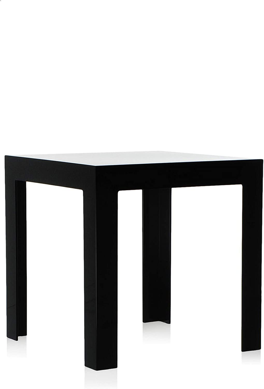 Kartell jolly tavolino, nero, 40 x 40 x 40 cm 08850E6