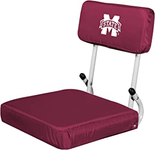 Logo Brands NCAA Racks/Futons Hard Back Stadium Seat