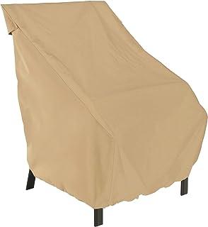 Classic Accessories 58932-EC Terrazzo High Back Patio Chair Cover