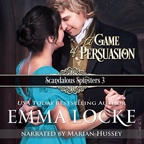 A Game of Persuasion audiobook cover art
