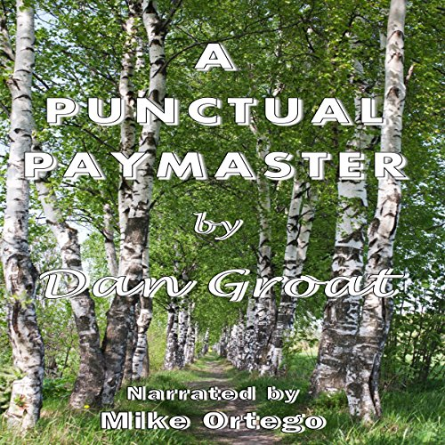 A Punctual Paymaster audiobook cover art