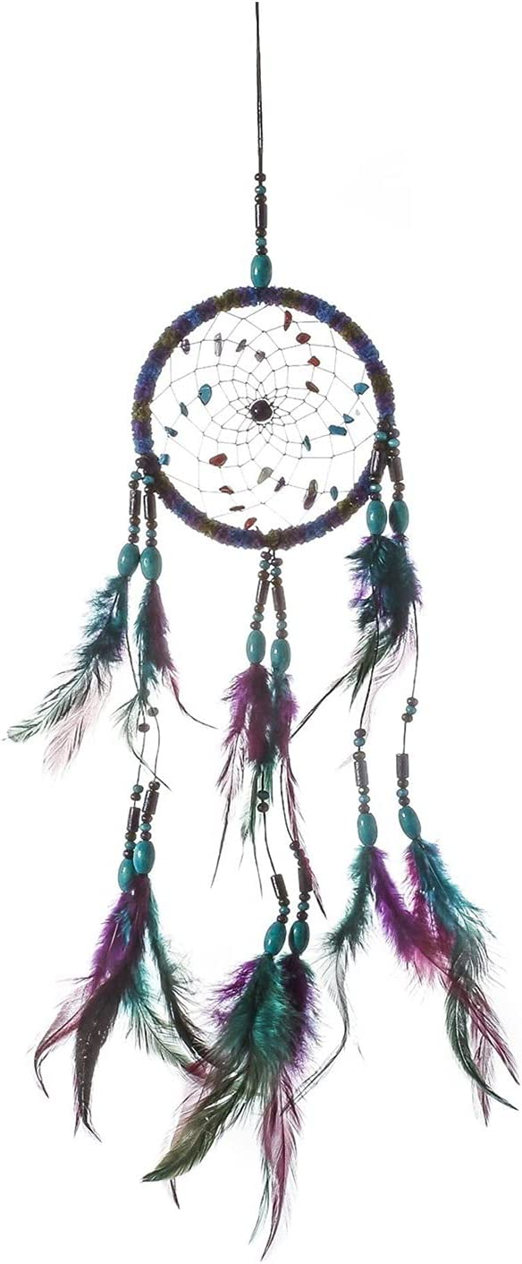 Los Angeles Mall QYQQFZ Handmade Traditional Limited time cheap sale Feather Hanging Dreamcatcher Home Wa
