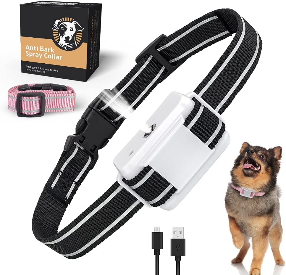 Spray Bark Collar Direct stock discount Anti Dog Auto-Barking SEAL limited product Detect with Device