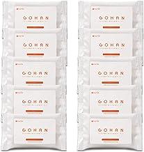 1食で36種類の栄養が摂れるクッキーGOHAN(プレーン味):クッキー 10食セット
