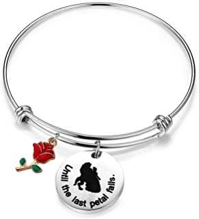 until the last petal falls bracelet