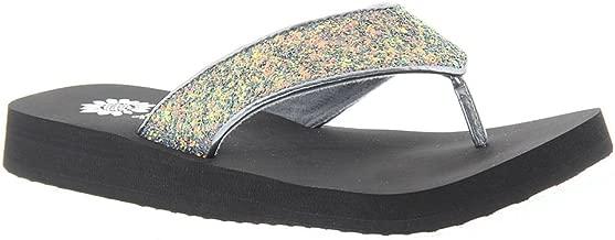 Yellow Box Women's Crimp Sandal