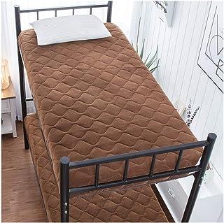 Jieqiong Colchón futón, colchón Tatami Muebles para el hogar Uso General Colchón futón de Piso japonés Colchón Doble Individual,6cm,100x200cm/39x79inch