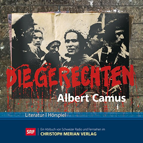 Die Gerechten audiobook cover art