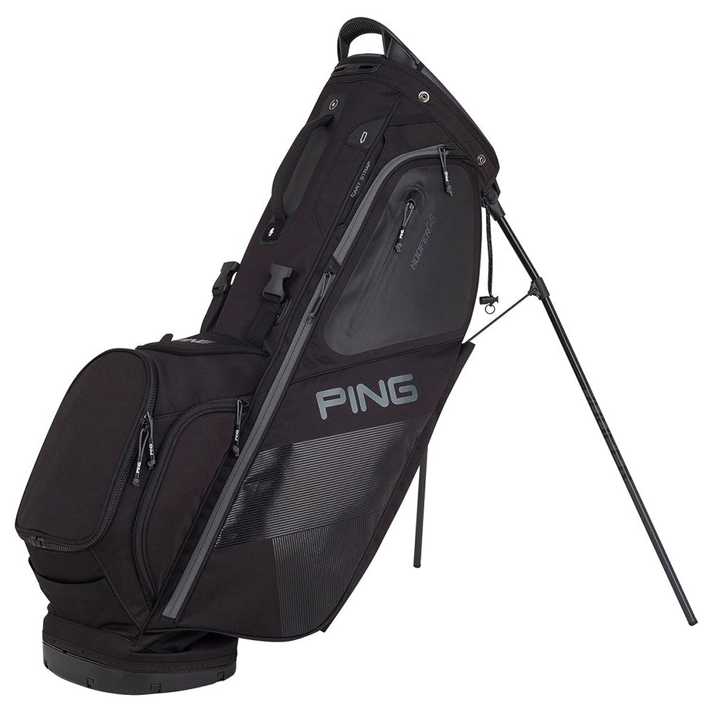 Ping 2018?Hoofer 14?181スタンドゴルフバッグ01ブラック
