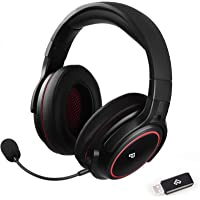 Infurture 3D Bass Surround Sound Wireless Gaming Headset