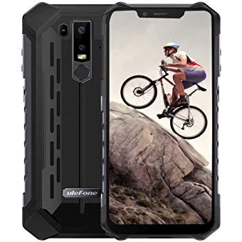 Ulefone Armor 6E (2019) Android 9.0 IP69K Robust Smartphone sin ...