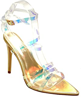 85d27c12923 Amazon.com: Gold - Sandals / Shoes: Clothing, Shoes & Jewelry