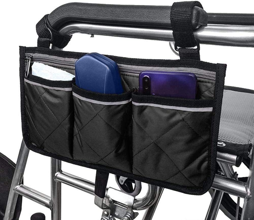 Aufee Walker Hanging New mail order Pouch Wheelchair Scooter Side San Diego Mall Bag