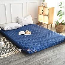 Tatami Mattress, Warm Latex Layer Mattress Single Double Dormitory Thick Warm Bed Mattress for Student Dormitory Mattress ...
