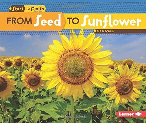 From Seed to Sunflower (Start to Finish, Second) by Mari C Schuh (2016-08-06)