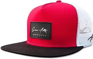 Trucker Hat for Men & Women. Snapback Mesh Caps