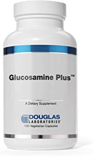 Douglas Laboratories - Glucosamine Plus - Supports Health of Connective Tissues and Joint Cartilage - 120 Capsules