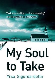 My Soul to Take: Thora Gudmundsdottir Book 2