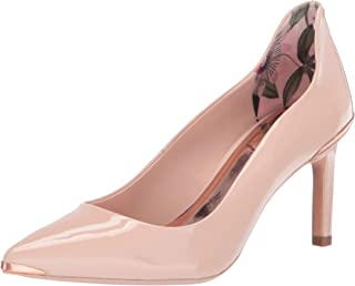 Ted Baker Women's Eriin Pump, Nude, 9.5 Regular US