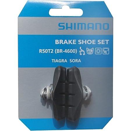 Shimano R50T2 Brake Shoes Black 60mm