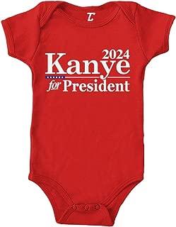 Kanye for President 2024 - Elect Vote Bodysuit