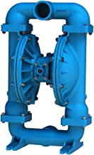 Sandpiper 7400000  Air-Powered Double-Diaphragm PP Pump, Santoprene; 14 GPM