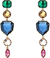Kate Spade New York - Rock It Linear Earrings