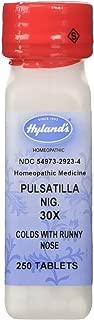 Hyland's Pulsatilla (Wind Flower) 30X Tabs-250 ct