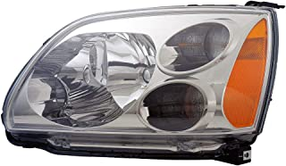 Headlight Replacement For Mitsubishi Galant De/Es/Se Driver Left Side Lh 2004 2005 2006 2007 2008 2009 Headlamp Assembly