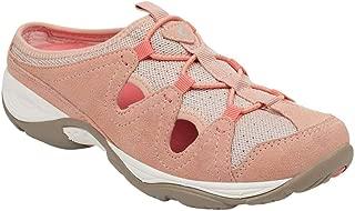 Easy Spirit Women's Eztry Slip Ons Dusty Pink/Silver Peony