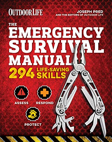The Emergency Survival Manual: 294 Life-Saving Skills (Outdoor Life)