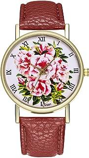 Ms. Simple Quartz Watch