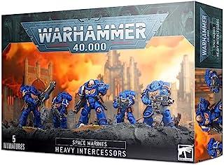 Warhammer 40k - Space Marine Primaris Intercessors Lourds