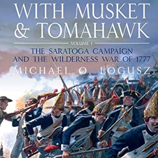 With Musket and Tomahawk Vol I cover art