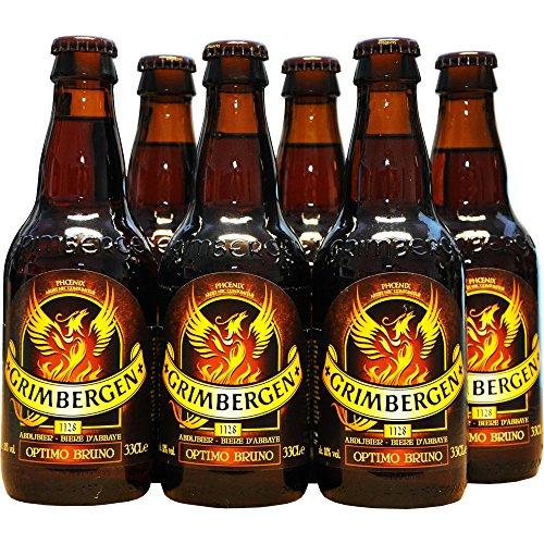 Belgisches Bier Grimbergen Optimo Bruno 6x330ml 10%Vol