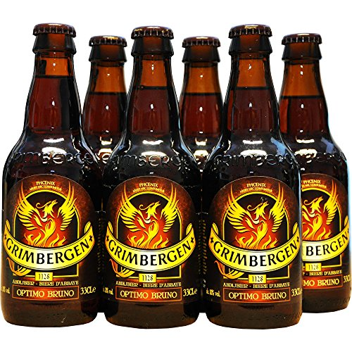 Belgisches Bier Grimbergen Optimo Bruno 6x330ml 10%Vol