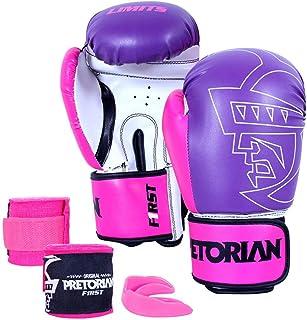 Kit Pretorian De Boxe First 10 oz