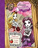 Ever After High Draw, Dream, Create Sketchbook