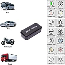 10000MA Magnet GPS Tracker, Portable Real Time Personal and Vehicle GPS Tracker,Wireless Mini Portable Magnetic Tracker Hidden for Vehicle Anti-Theft/Teen Driving