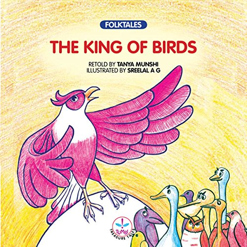 The King of Birds audiobook cover art