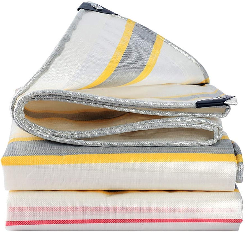 compra limitada Garden Ting Tira de Color Projoector Solar Solar Solar Impermeable Impermeable y Resistente al Viento Lona, Projoección UV Aceite Lona Lona Lona Toldo Plástico ( Talla   48m )  40% de descuento