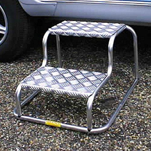 Milenco 0277 Original Deux Pas en Aluminium