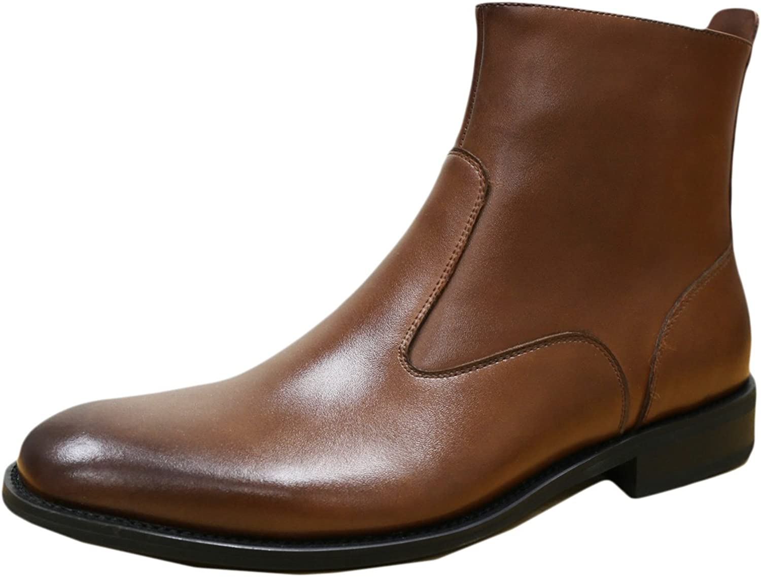 Giorgio Brutini Men's 66014 Boot,10.5 D(M) US,Tan B01EK05F9G  | Deutschland Outlet