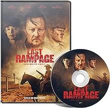Last Rampage DVD