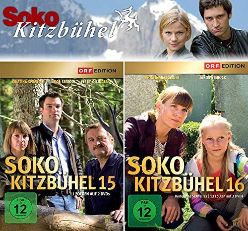SOKO Kitzbühel - Box 15+16 (4 DVDs)
