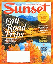 Sunset Magazine ~ September 2015 ~ Fall Road Trips...