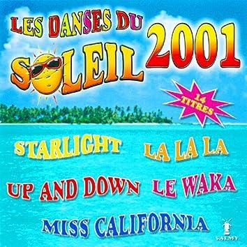 Les danses du soleil 2001