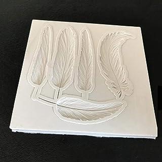 wewwe232783ajshgq - Molde de Silicona para decoración de Tartas, diseño de Unicornio y Mariposas
