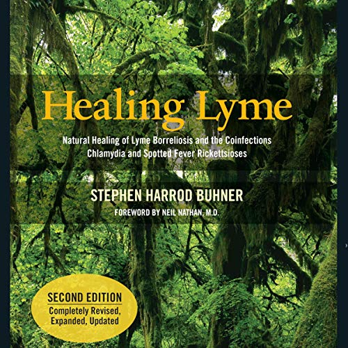 Healing Lyme  By  cover art